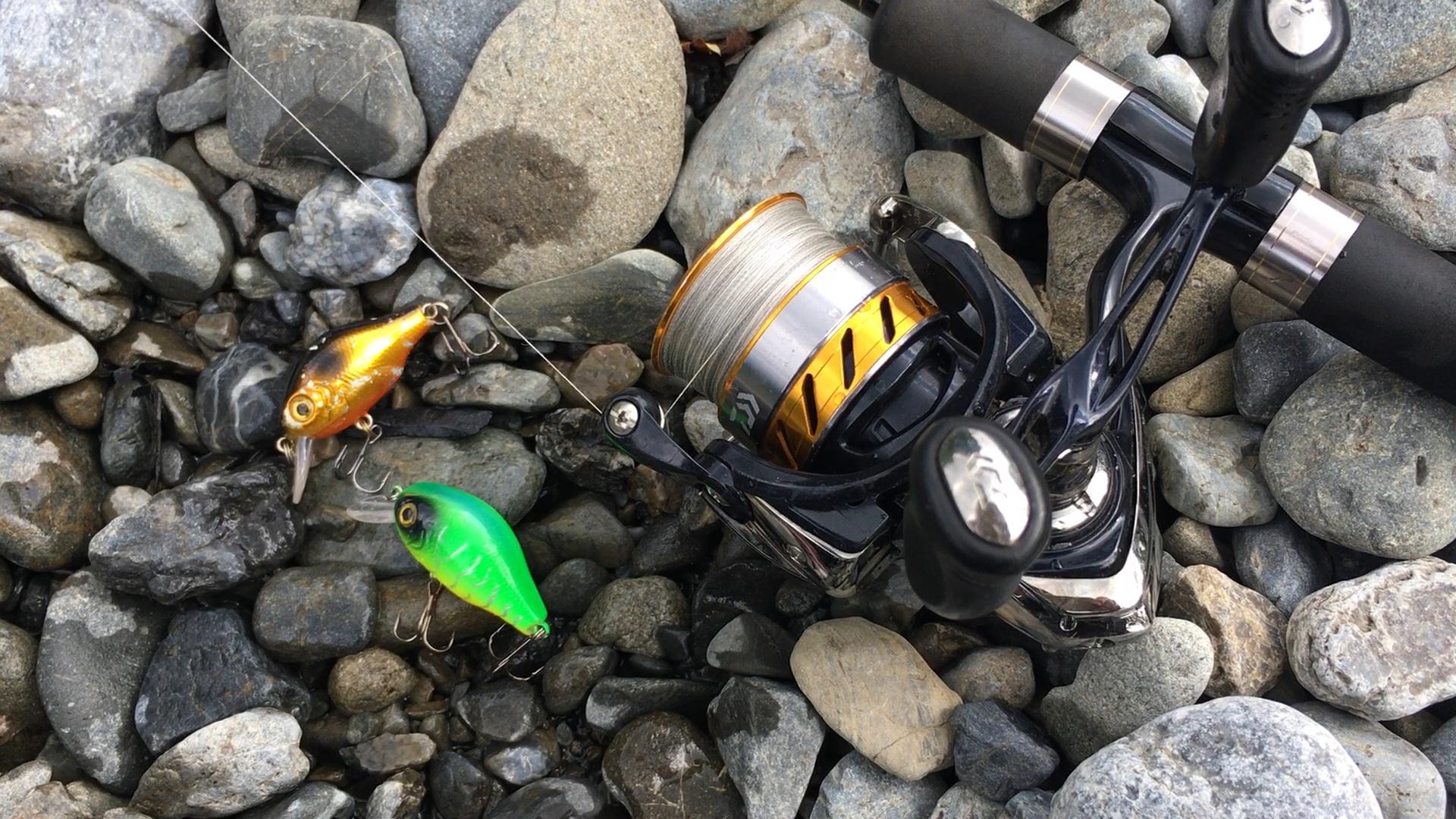 オルルド釣具 「クランクルドA 5色セット」