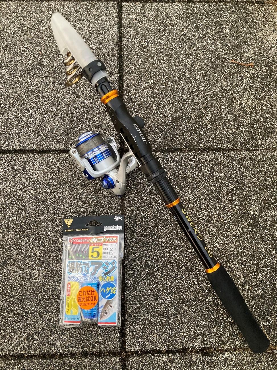 オルルド釣具サビキ釣り